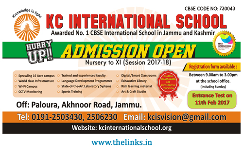 KC International school