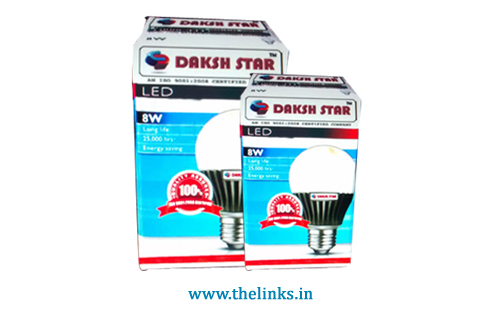 Daksh Star LED Light